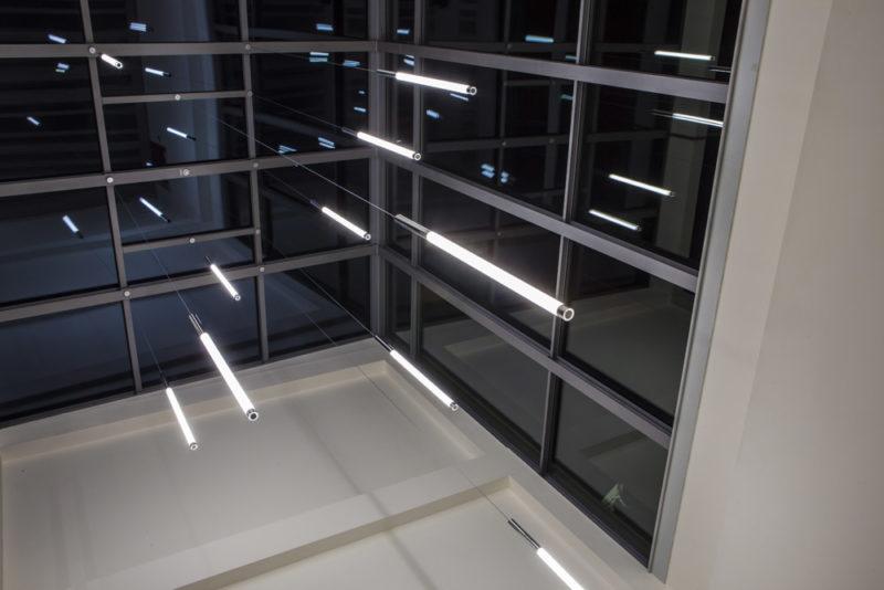 Moderní osvětlení - FotoLittera, architektura