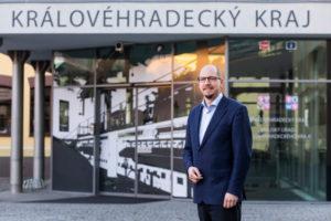 Jiří Štěpán, Hejtma Hradce Králové - FotoLittera