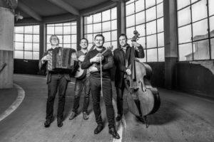 Shum_Davar_Garaze - Promofoto hudební skupiny