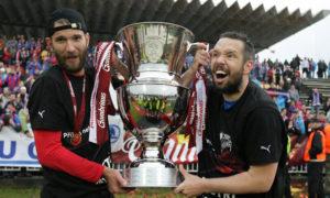Radost z vítězství foto sportovní fotografie