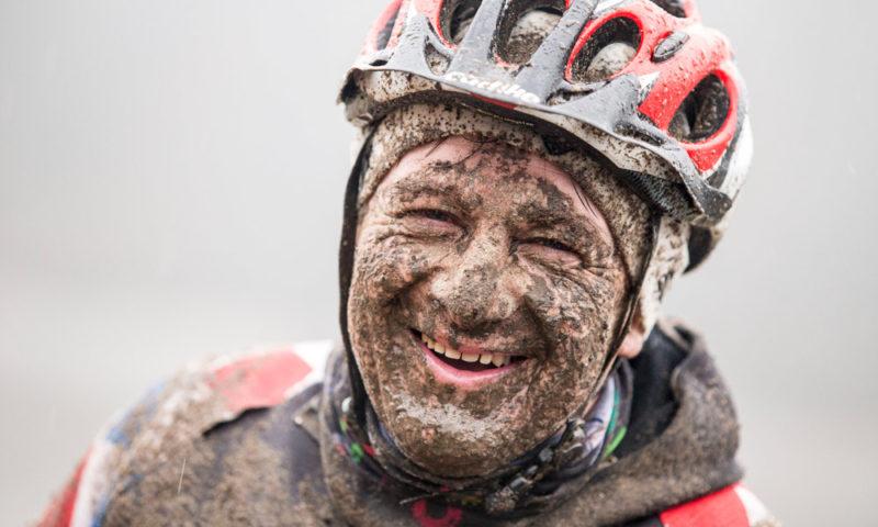Cyklista - radost ze sportu. FotoLittera