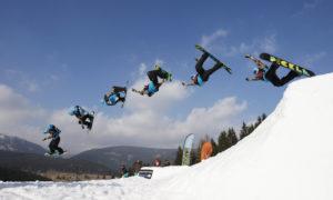 Snowboard foto Littera