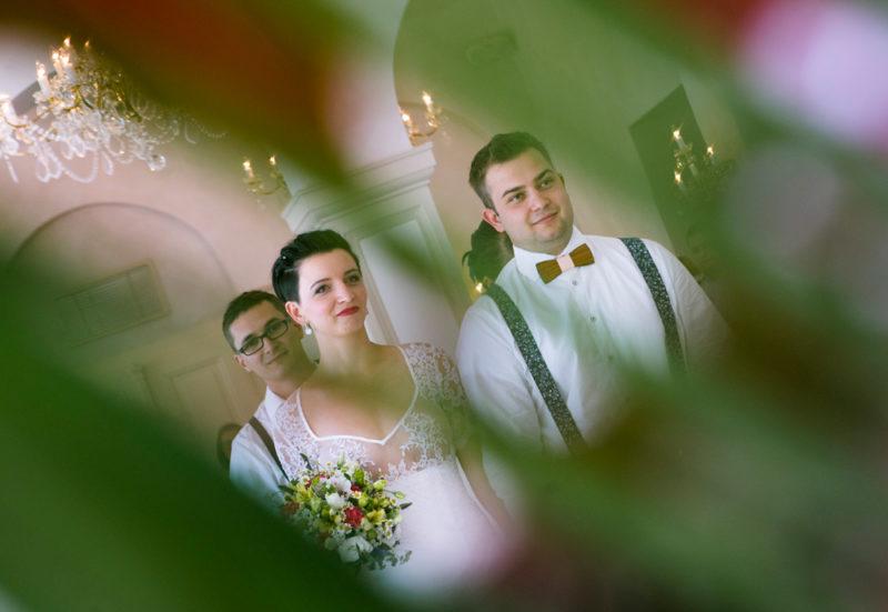Svatební obřad v netradičním pojetí foto: O.Littera